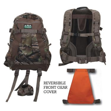 BACKPACK MULE NATURE GRN CAMO