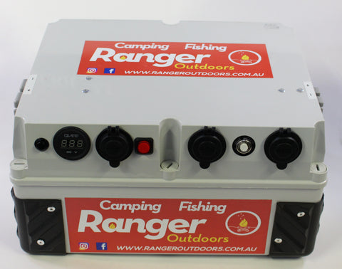 12V POWER RANGER PACK 75 A/H