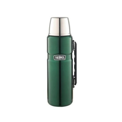 FLASK 2L S/S KING VACUUM GREEN