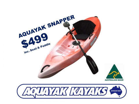 KAYAK SNAPPER ENTRY