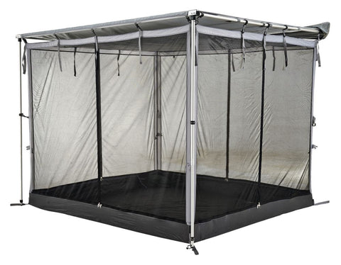 MESH ROOM FOR RV SHADE AWNING
