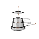 COOKSET CAMPFIRE SMALL S/S