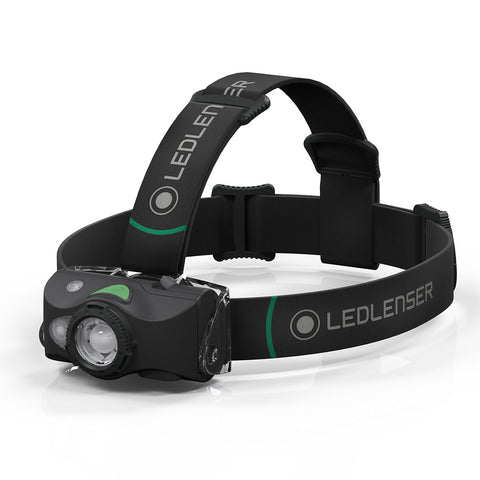 HEADLAMP LEDLENSER MH8 BLACK