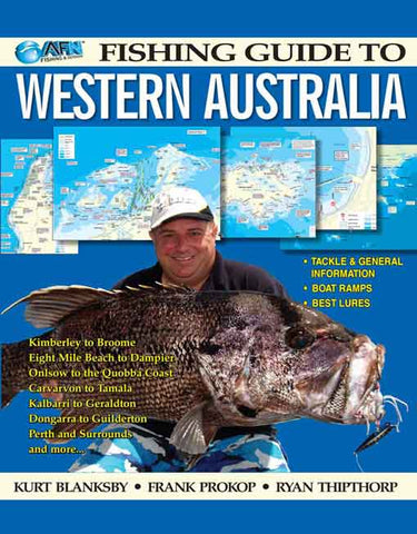 BOOK FISHING GUIDE TO WA AFN