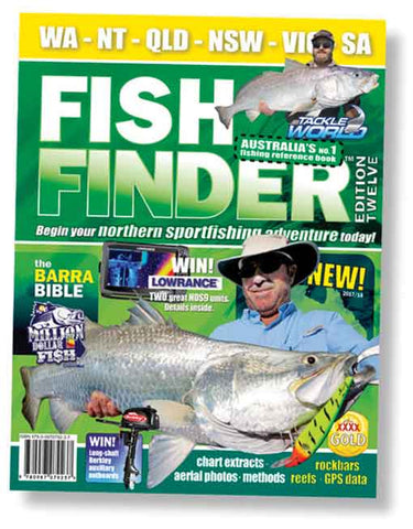 BOOK FISH FINDER 12TH EDITION