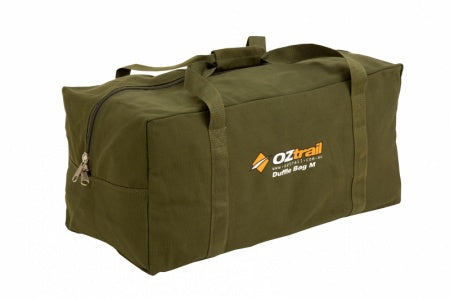 BAG DUFFLE CANVAS LARGE