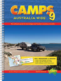 BOOK CAMPS 9 AUSTRALIA WIDE SP
