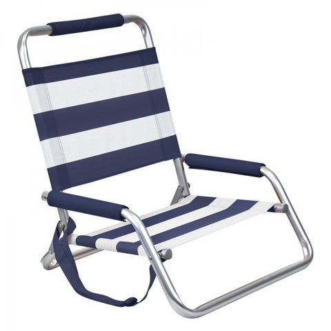CHAIR BEACH ALLOY BLUE