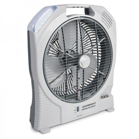 FAN RECHARGEABLE OSCILLATING