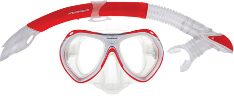 SET SNORKEL CRYSTAL JUN S/M R