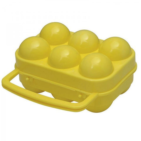 HOLDER EGG 6 YELLOW