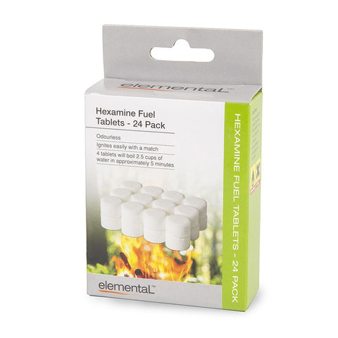 TABLET FUEL HEXAMINE GMA 24PK