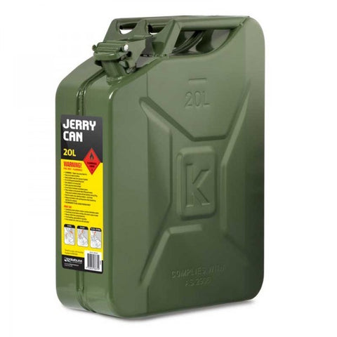 CAN JERRY 20L GREEN KOOKABURRA