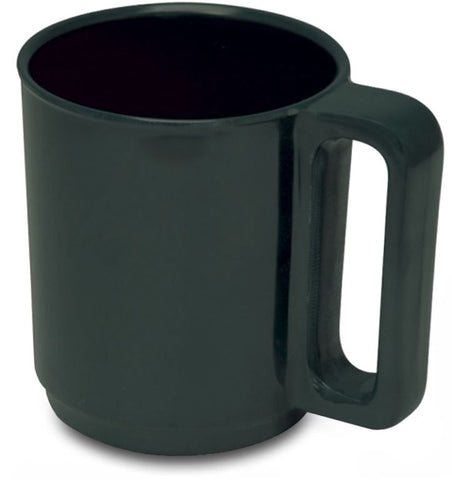MUG COFFEE STACK M/MINE GRN