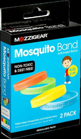 BAND WRIST MOSQUITO KIDS STACK