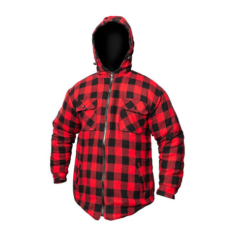 JACKET NOAH RED PADDED S