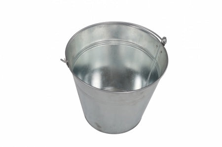BUCKET GALVANISED 15L OZTRAIL