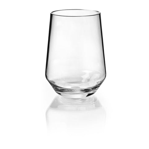 GLASS WINE S/LESS 600ML TRITAN