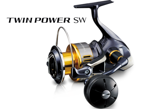 REEL TWIN POWER SW 5000 XG