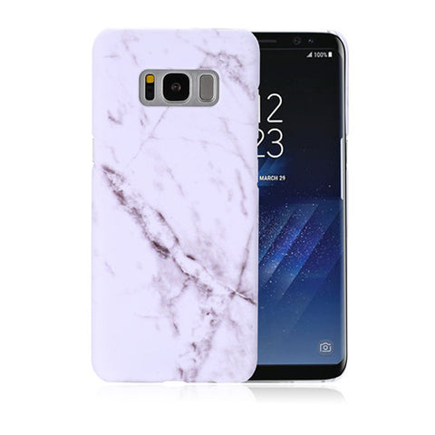 Luxury Marble Phone Cases for Samsung Galaxy S7 & Above