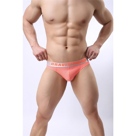 Mens Low-Waist Bikini Briefs - Republic Pa Sat