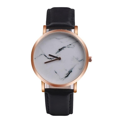 Marbling Stripe Creative Quartz Watch - Republic Pa Sat