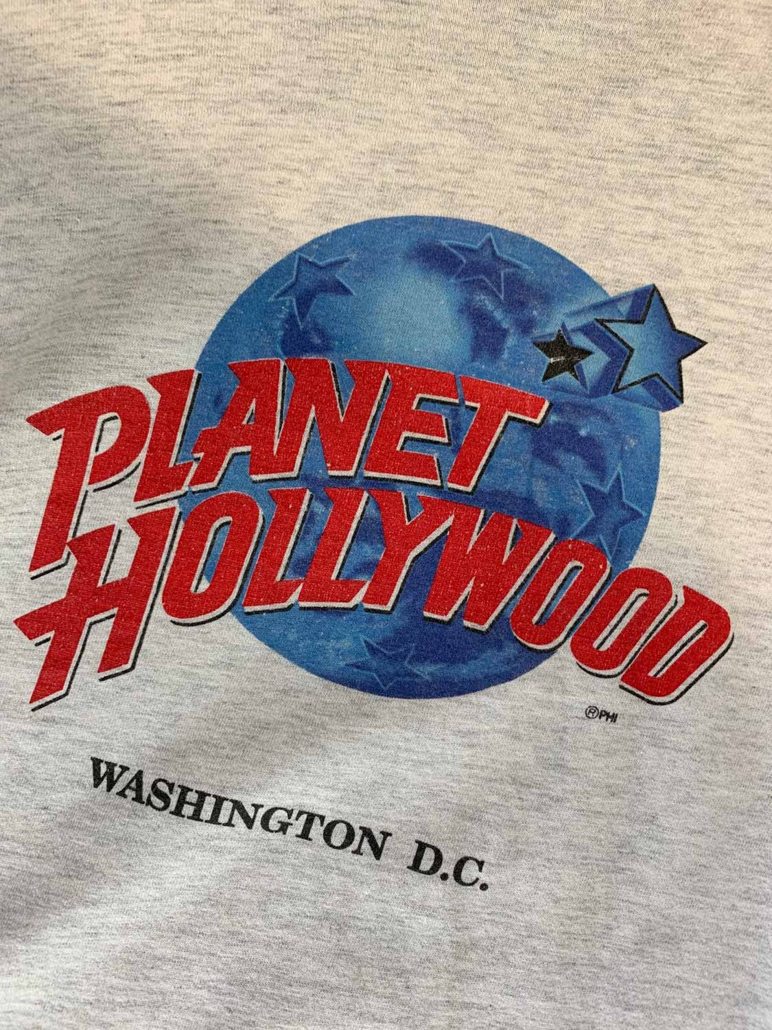 VINTAGE PLANET HOLLYWOOD WASHINGTON D.C.