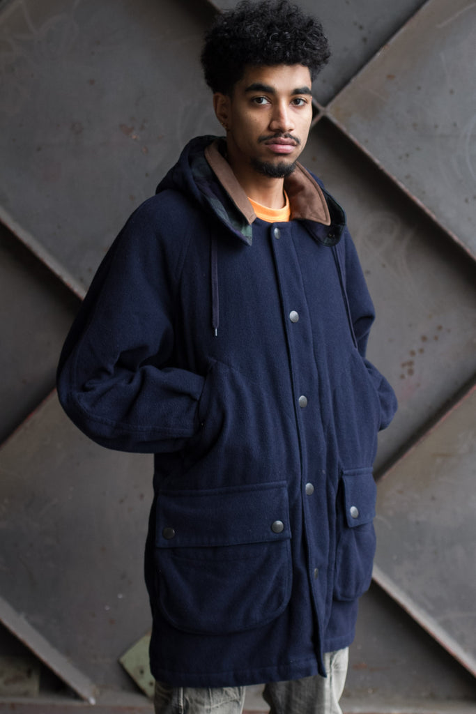 NAUTICA WOOL COAT
