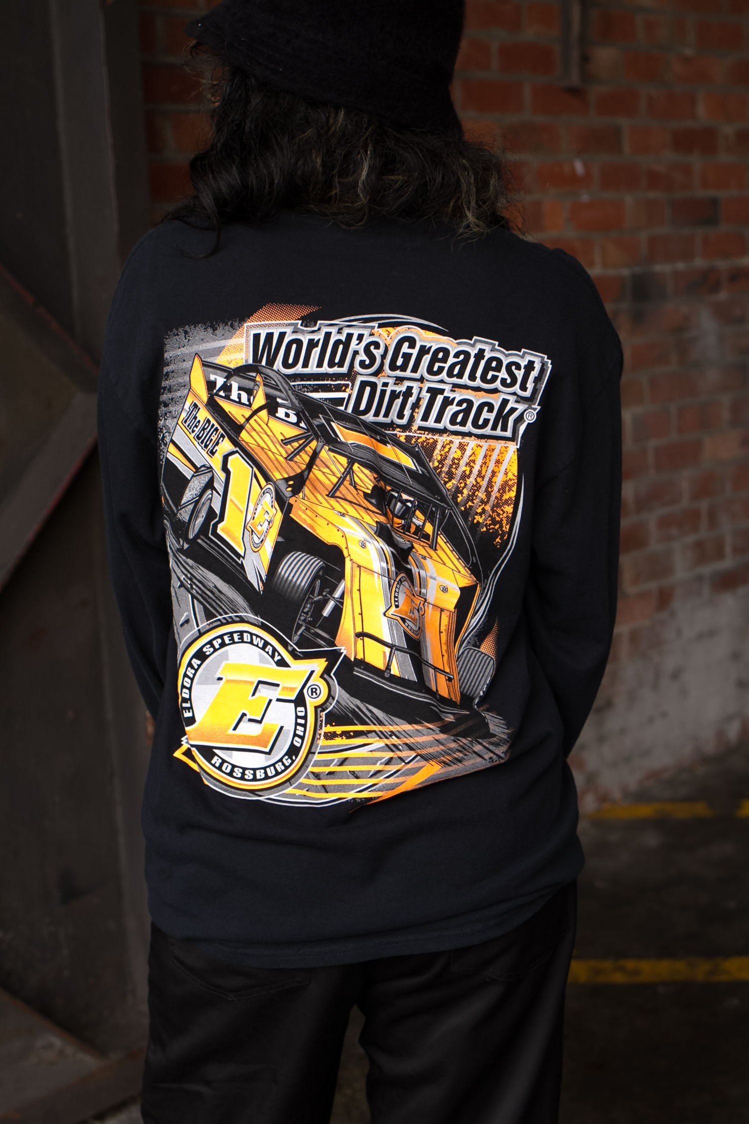Racing Longsleeve