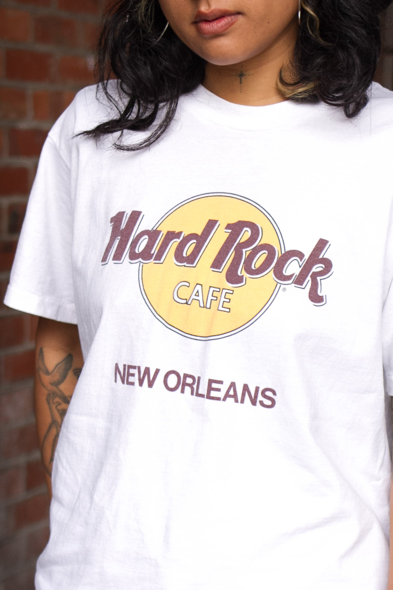 Hard Rock New Orleans Tee