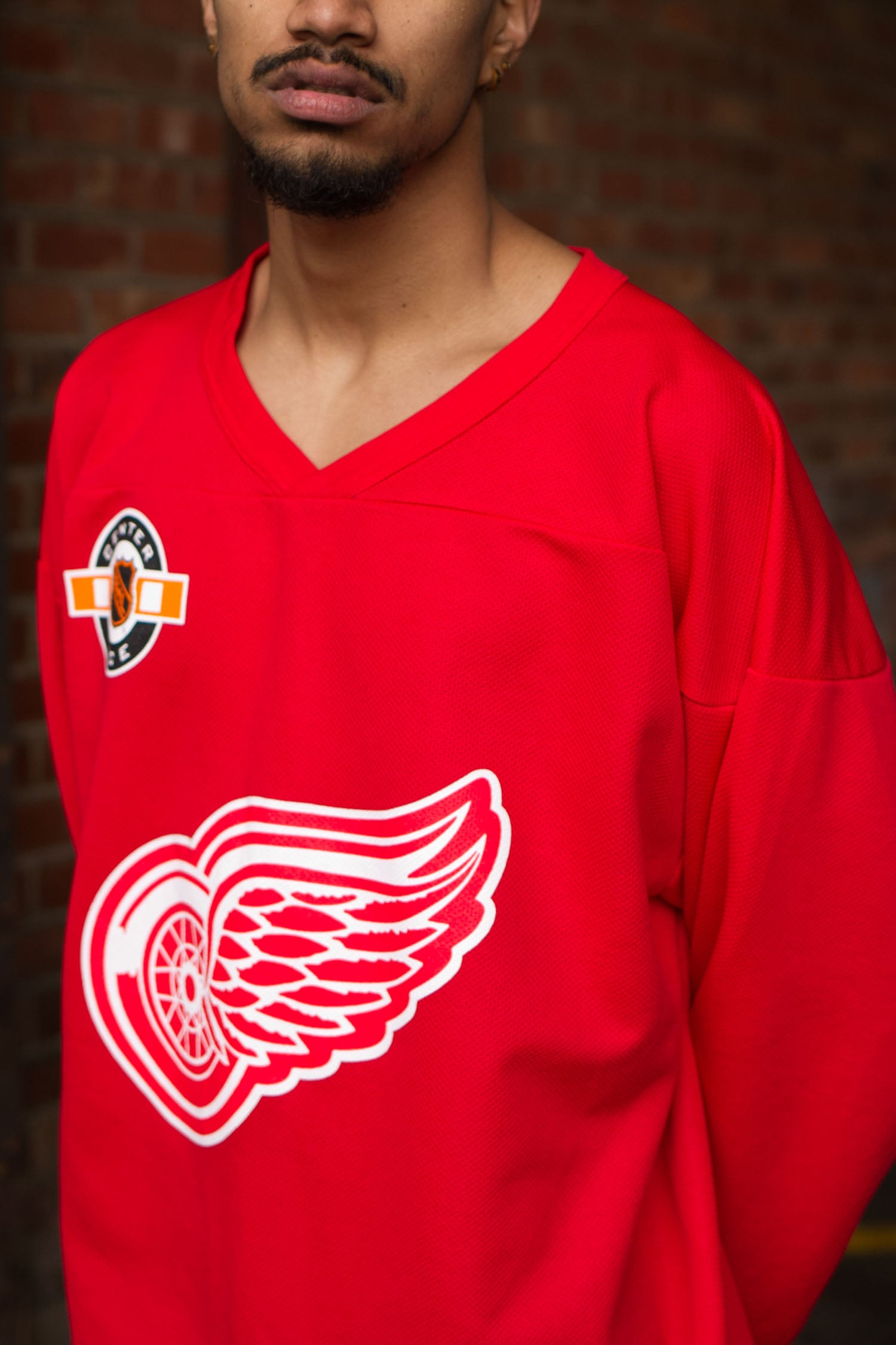 RED WINGS NFL HOCKEY JERSEY