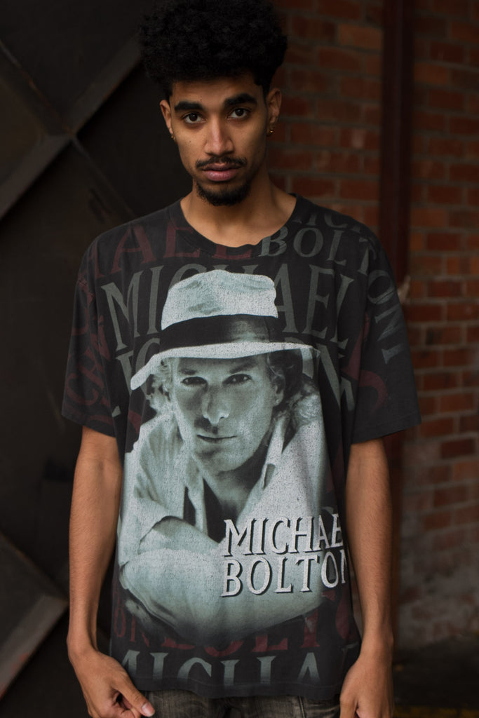 Vintage Single Stitch Michael Bolton Tee