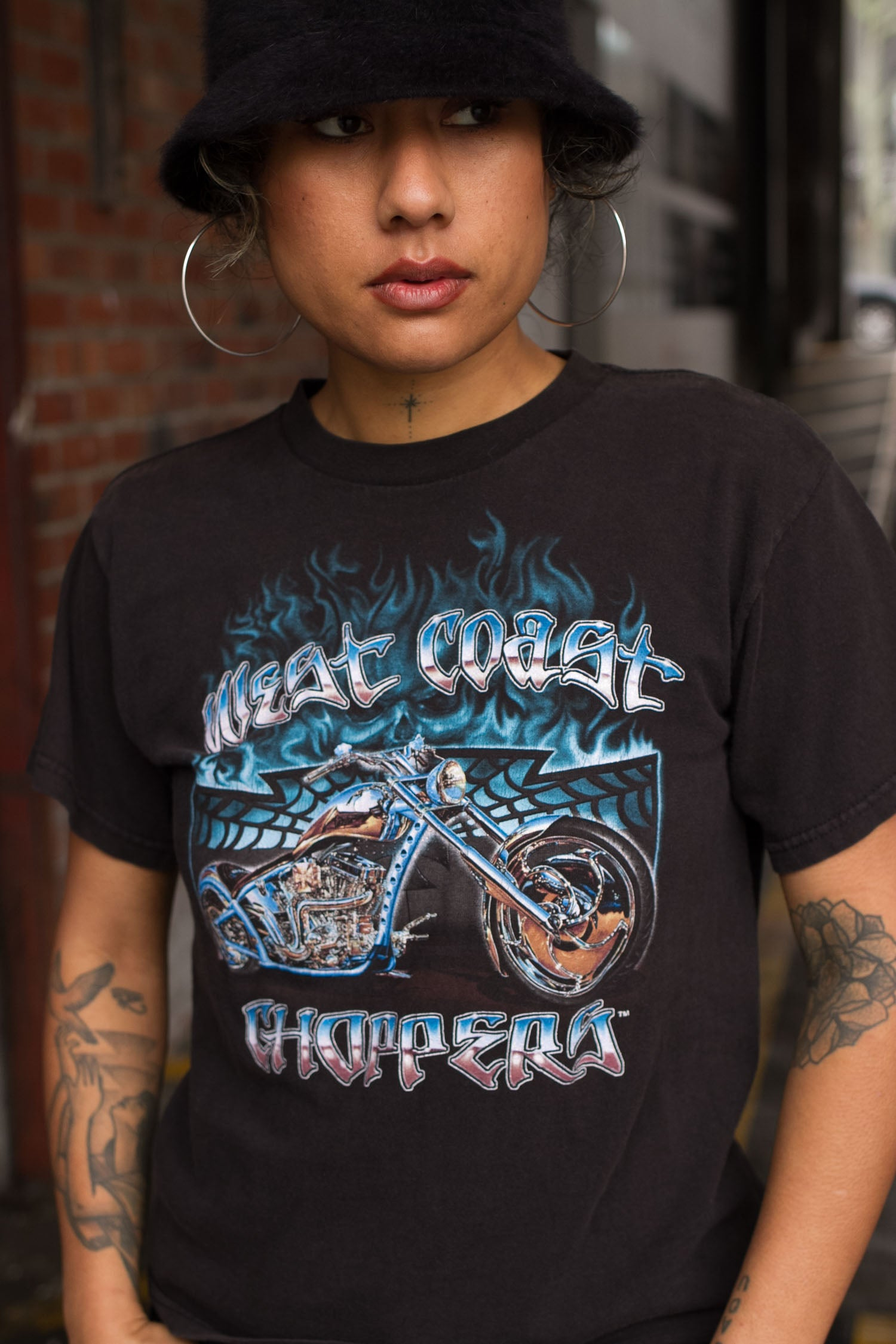 Vintage West Coast Choppers Tee