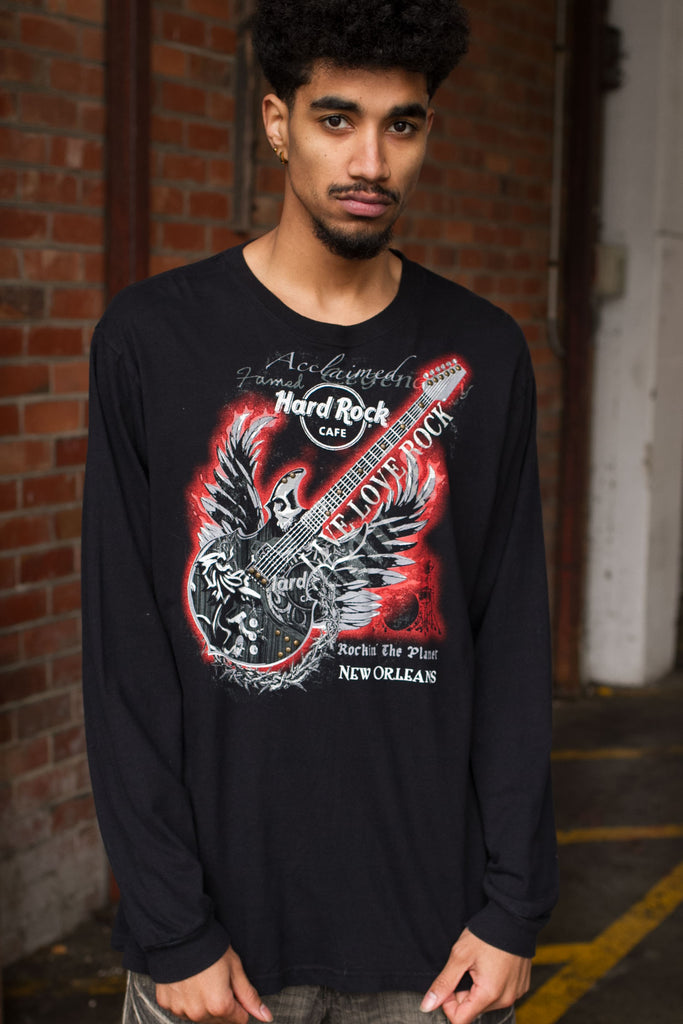 Hard Rock Long Sleeve