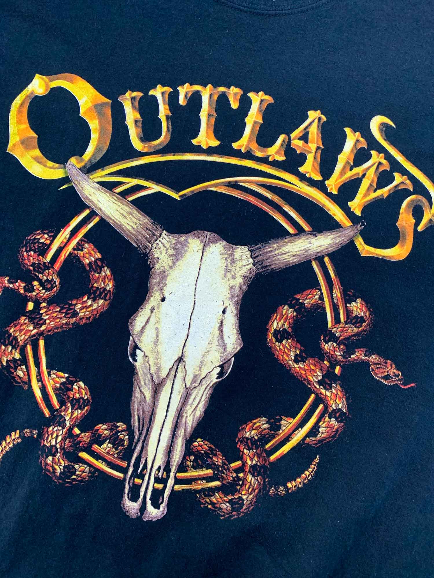 VINTAGE OUTLAWS BAND TEE