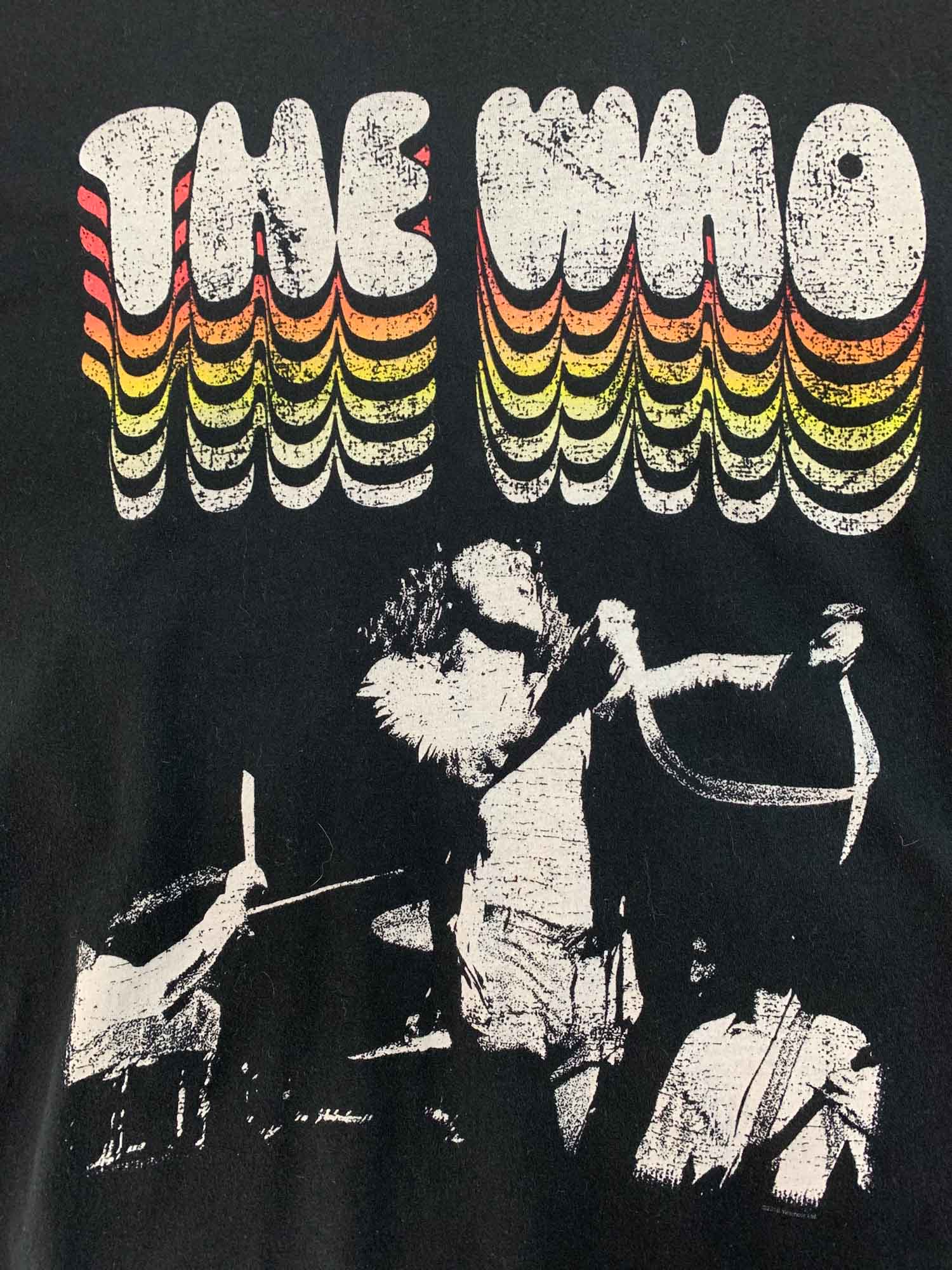 'THE WHO' BAND TEE