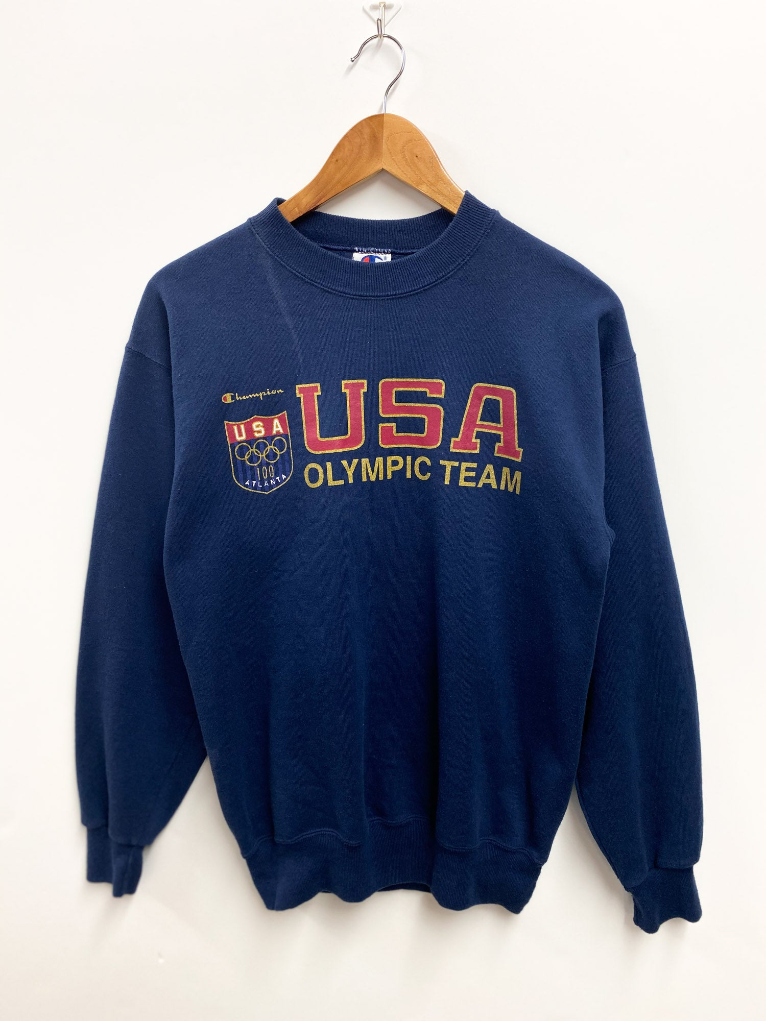 CHAMPION USA CREW NECK