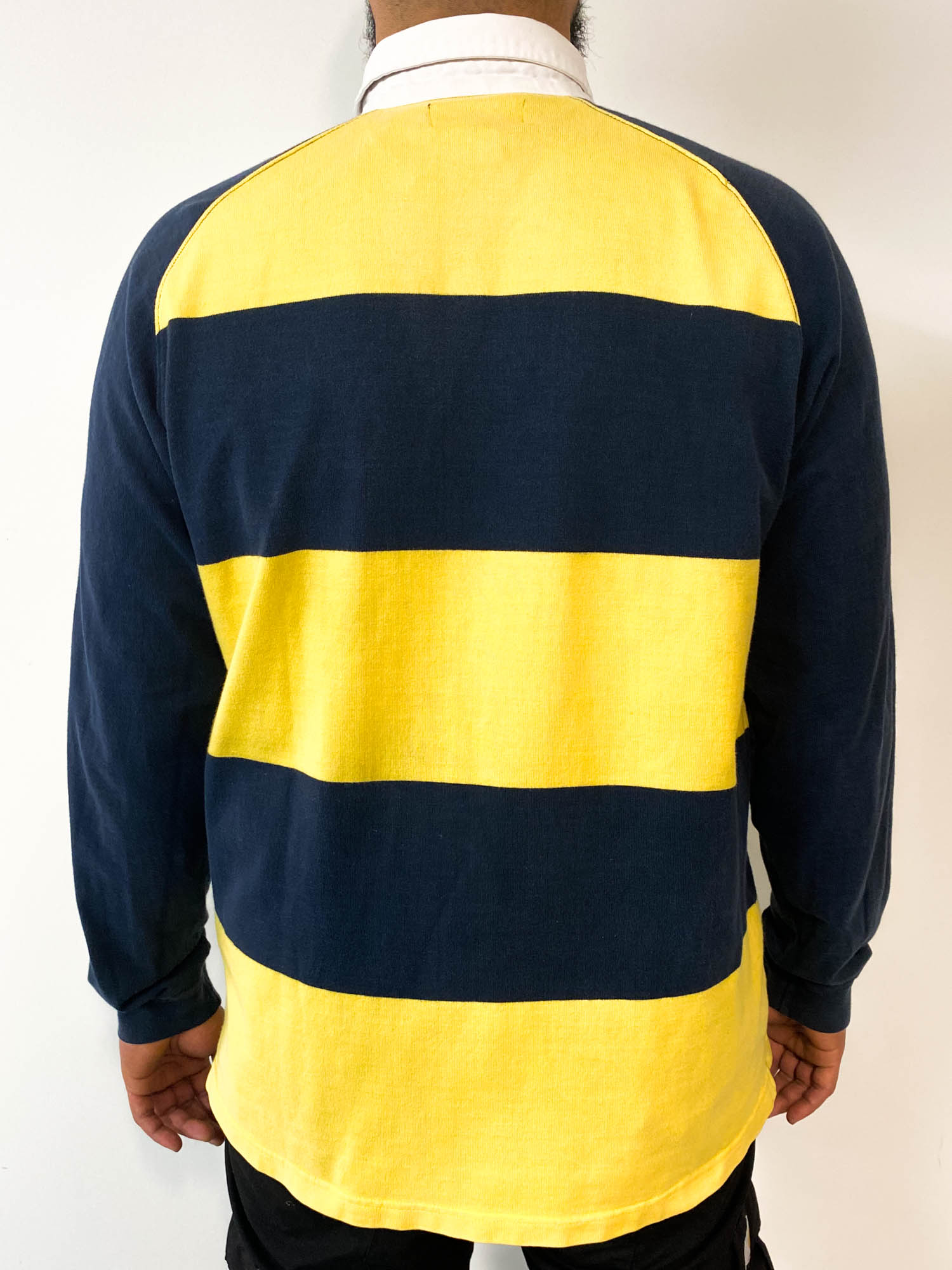 RALPH LAUREN CHAPS RUGBY POLO