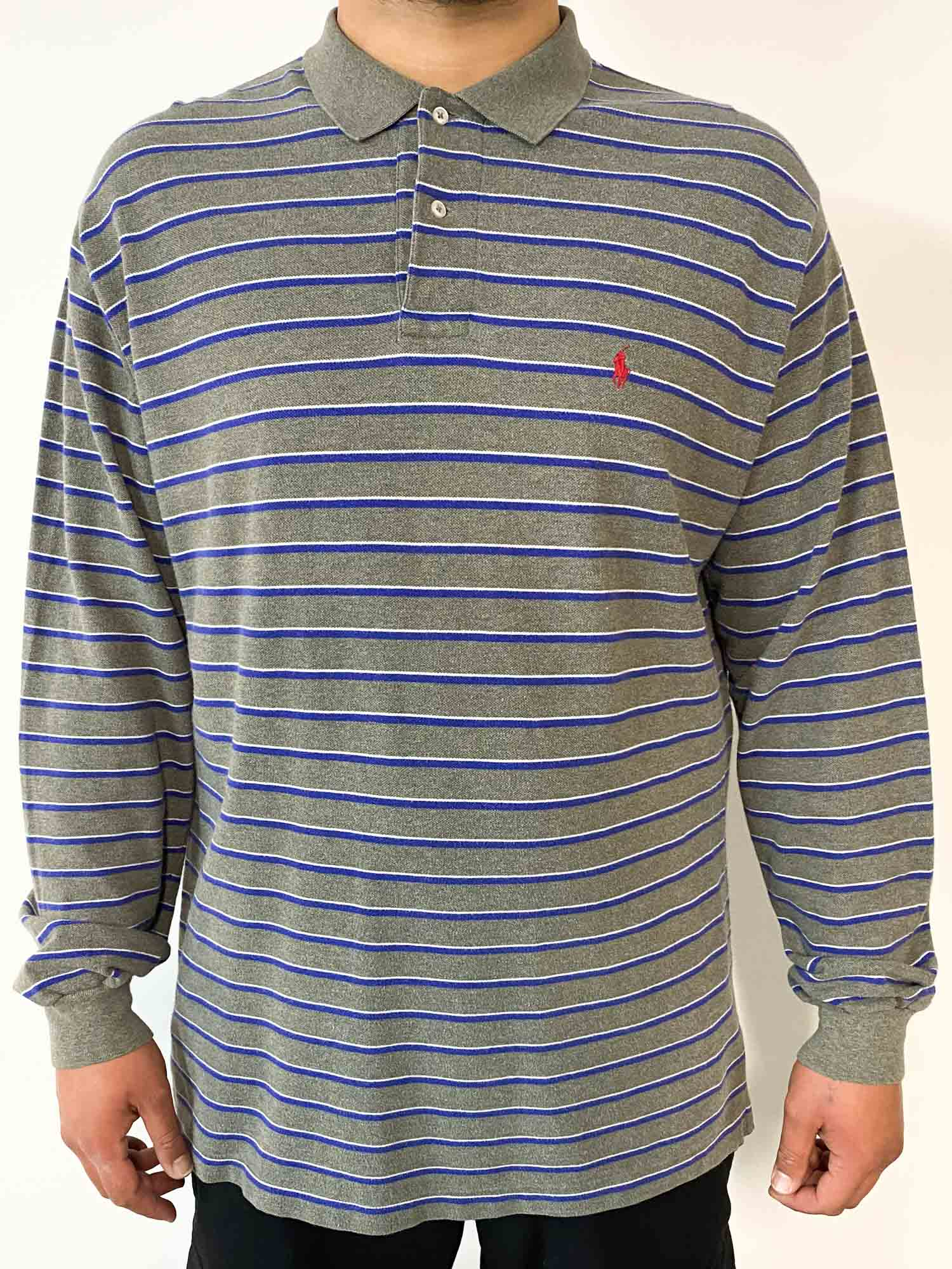 Polo Sport Long Sleeve Polo