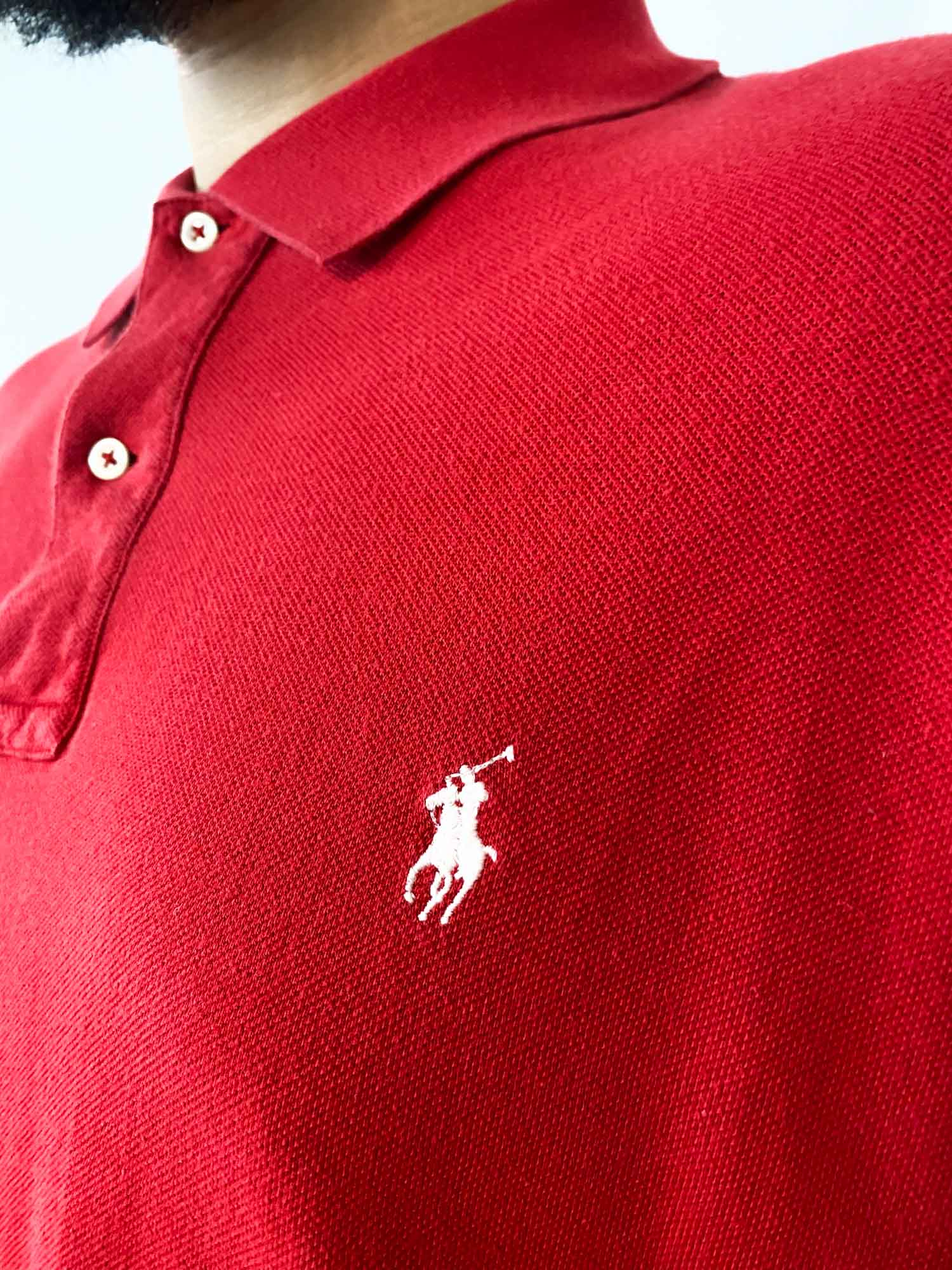 Ralph Lauren Long Sleeve Polo
