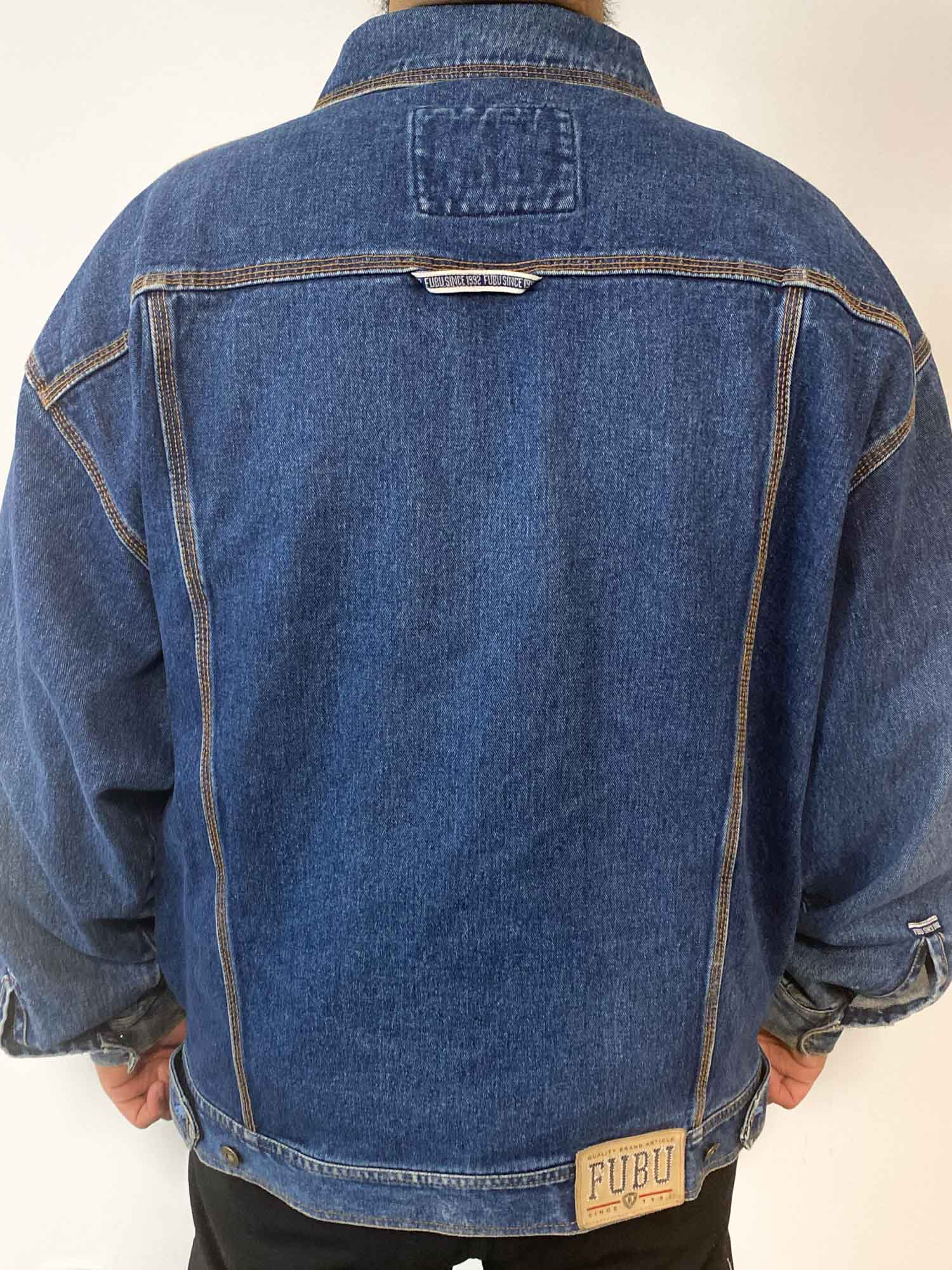 FUBU Denim Jacket