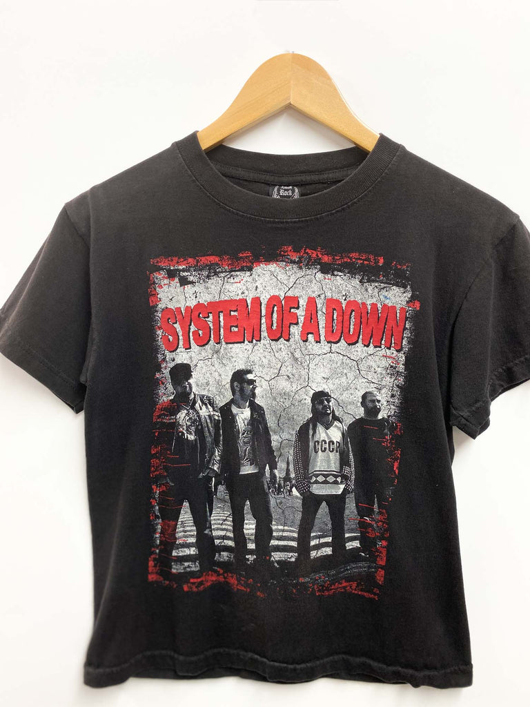 System of a down band tee