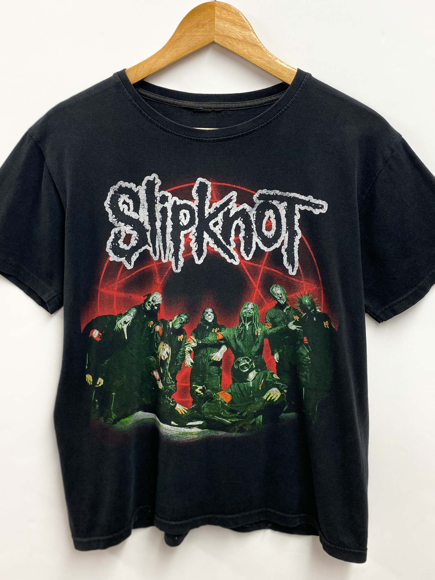 VINTAGE SLIPKNOT BAND TEE