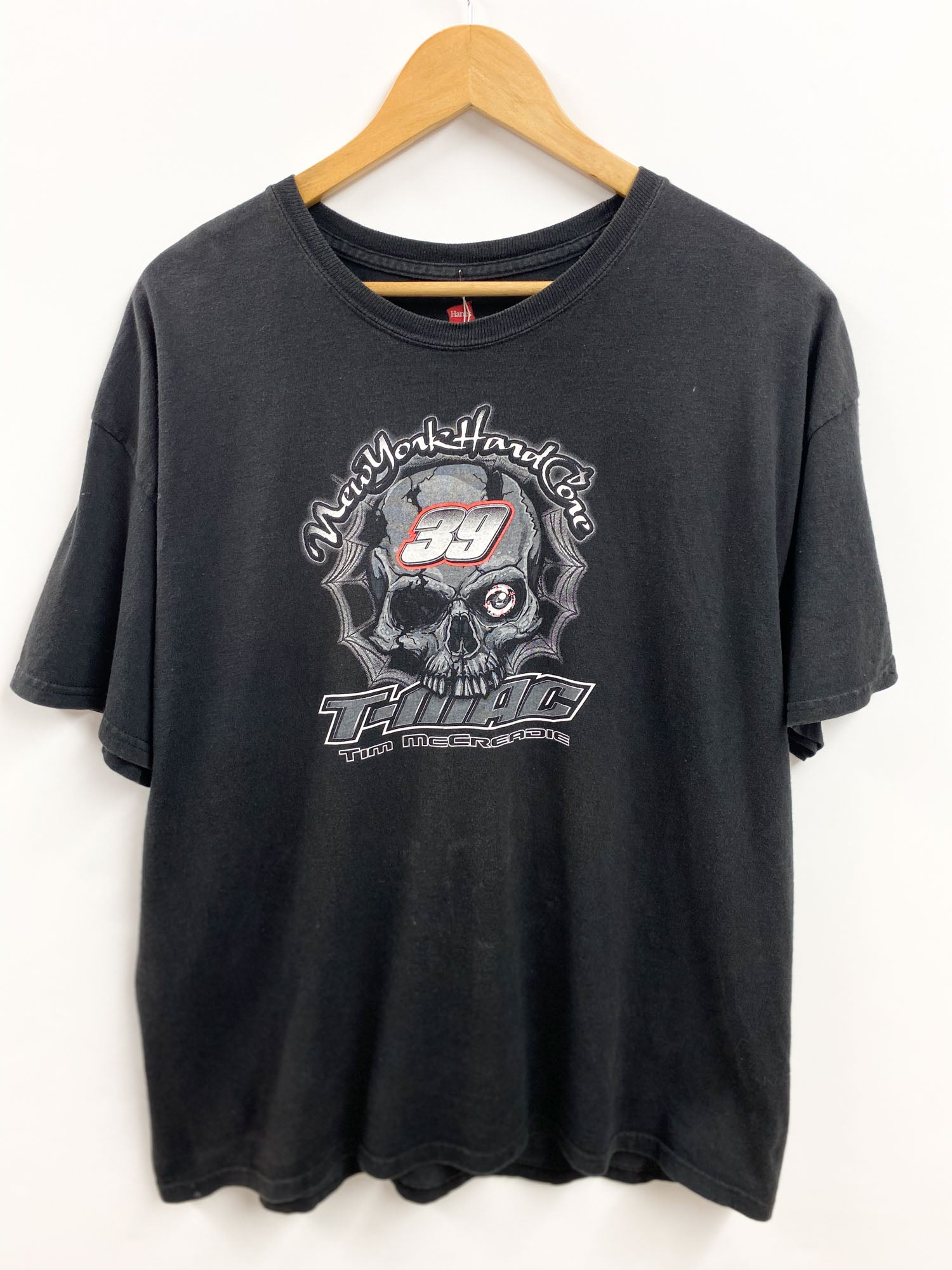 Vintage New York Hardcore T-MAC Racing Tee