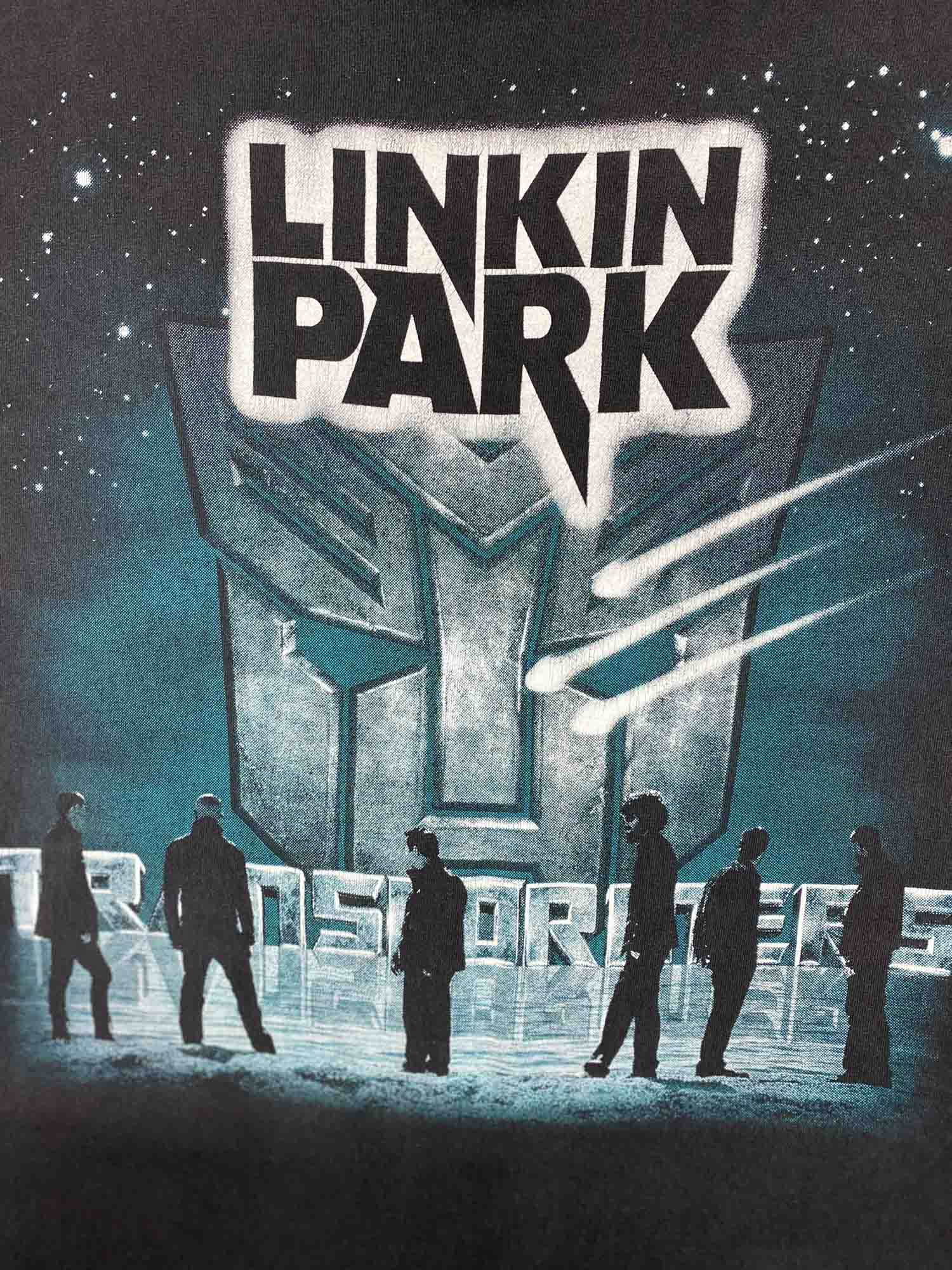 Vintage Linkin Park Band tee