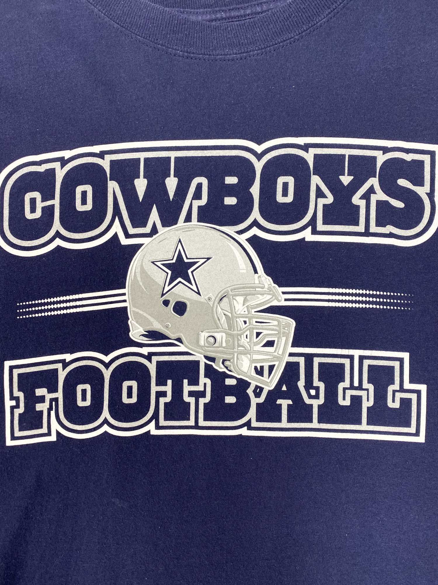 VINTAGE DALLAS COWBOYS FOOTBALL TEE