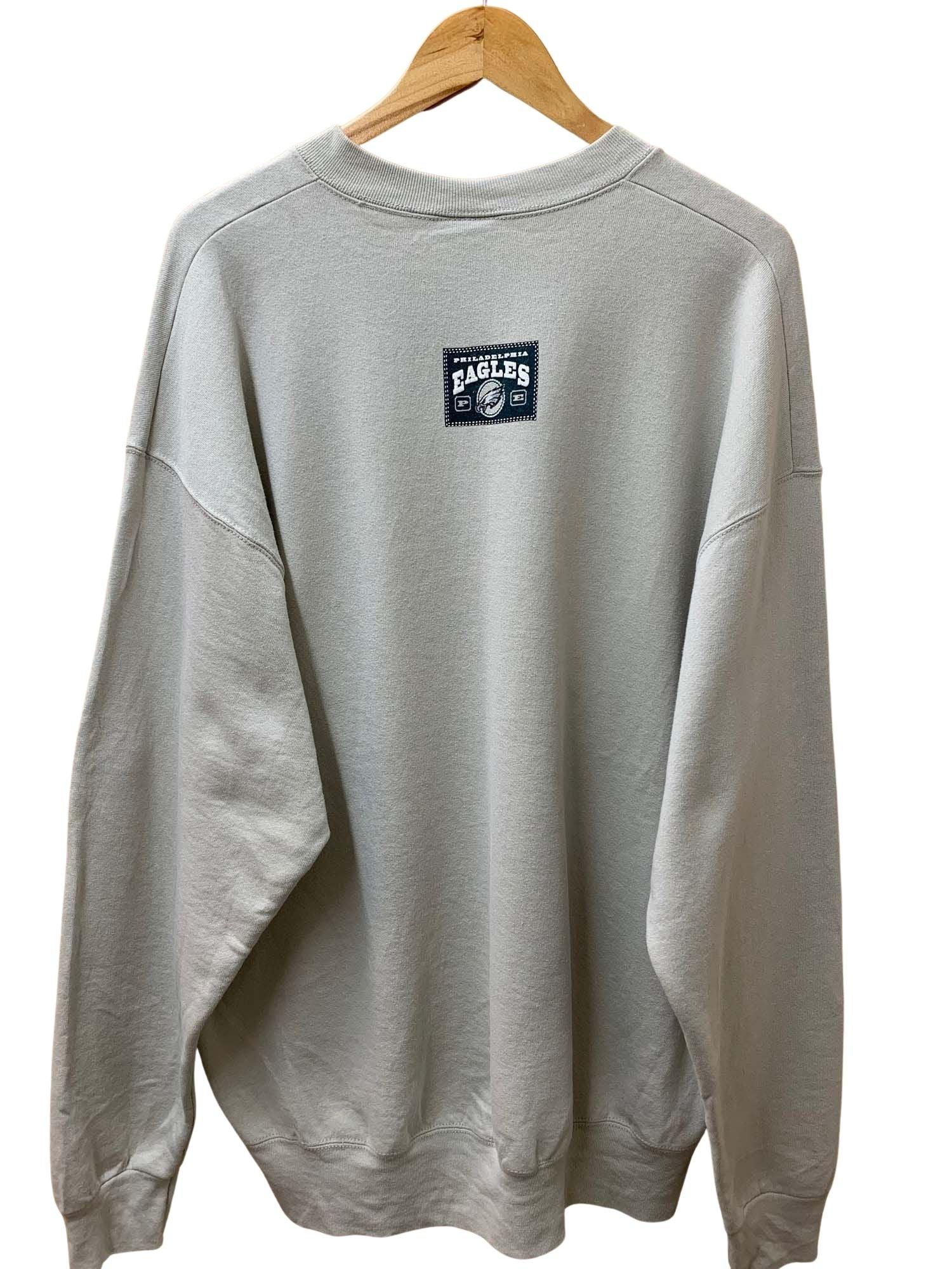 PHILADELPHIA EAGLES CREW NECK