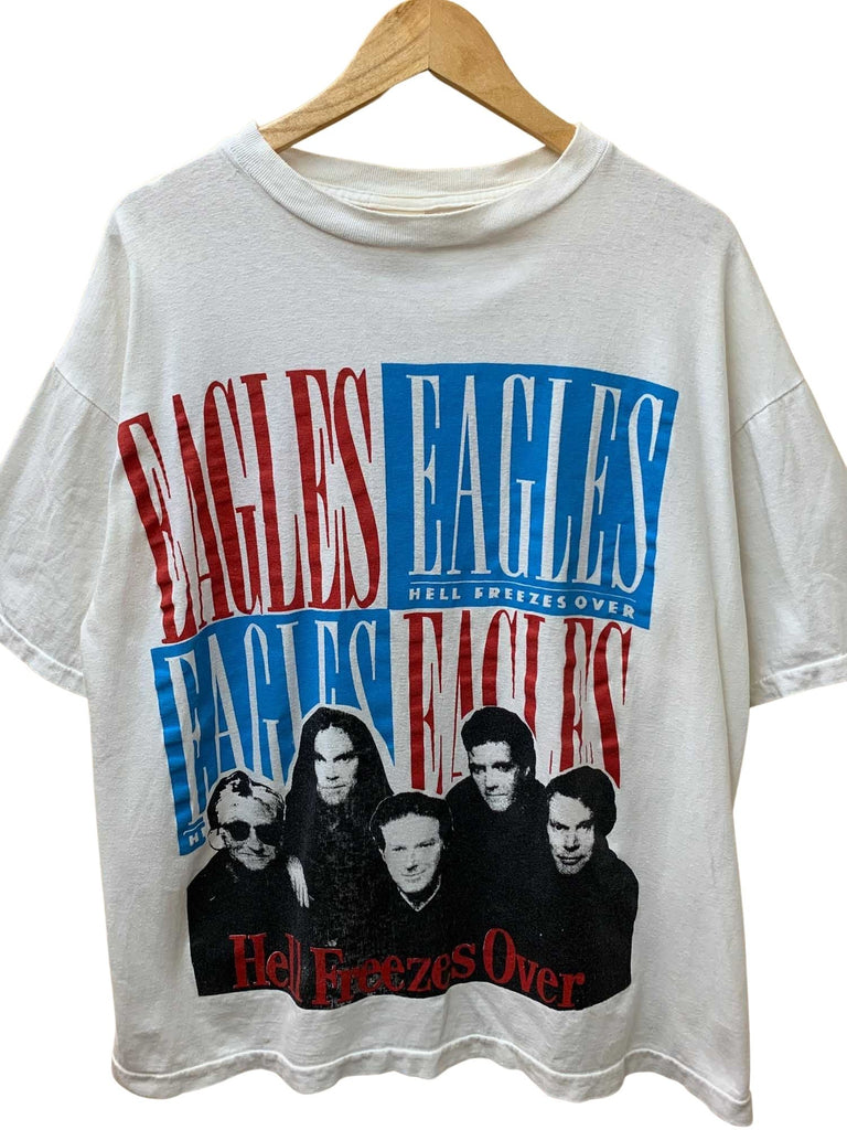1995 EAGLES BAND TEE