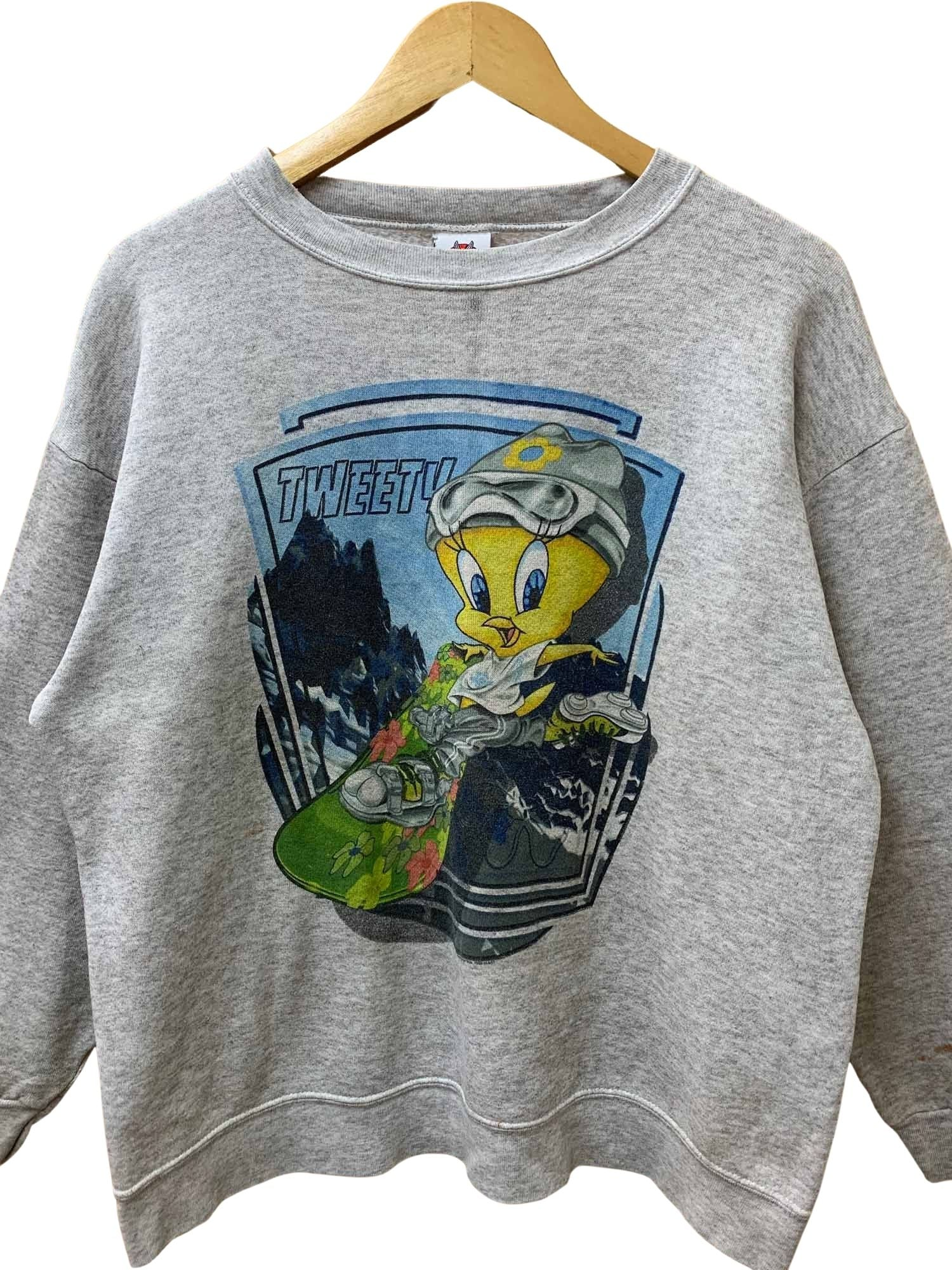 LOONEY TUNES Tweety Crewneck