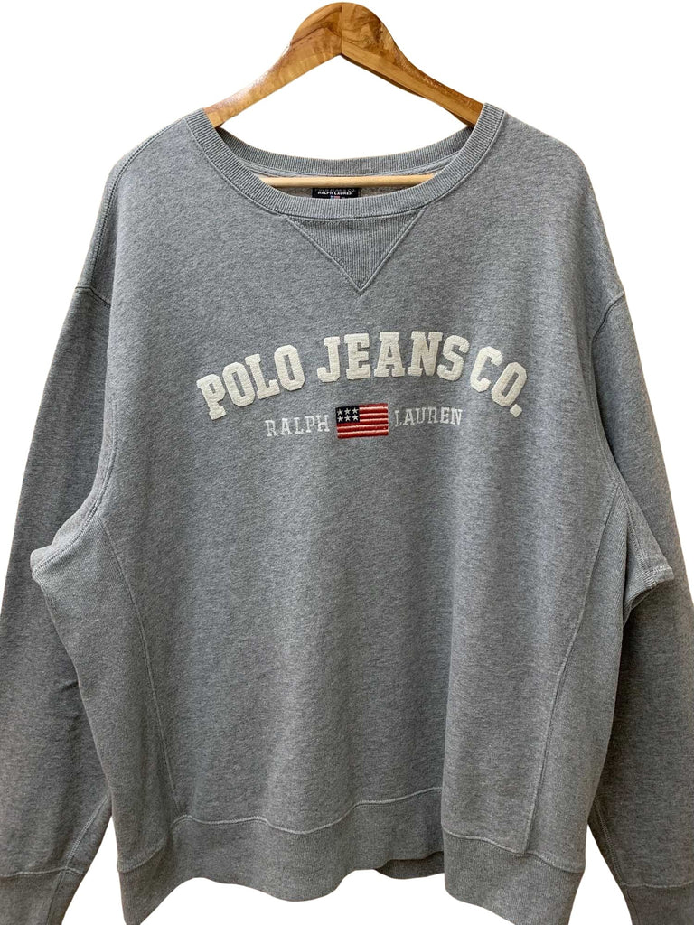 POLO JEANS RALPH LAUREN CREW NECK